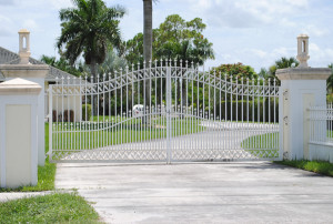 gate system installation West Palm Beach
