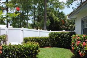PVC Fencing West Palm Beach